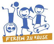 Ferien zu Hause Logo